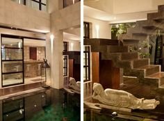 Minimalist Vacation Style: Casa Hannah, Bali, by BO Design