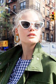 ¿Ya sabés qué modelo de anteojos te favorecen? Todos los consejos by Ludmi Lemer.