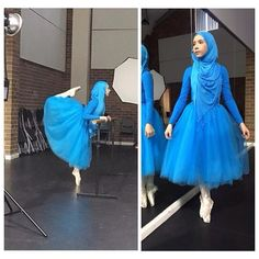 Australian student given scholarship to become first hijab-wearing ballerina. Australian schoolgirl Stephanie Kurlows vision to become the worlds first hijab-wearing ballerina receives a boost from the former Swedish tennis player Björn Borg as her online crowd-funding campaign goes global. Borgs fashion label has awarded the 14-year-old ballet dancer with a scholarship to help her fulfil her dream after hearing her story. See full story on guardian.com The ADC-Michigan is committed to…