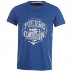 Pierre Cardin T-shirt Royal Bleu