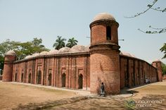 Shait Gumbad Mosque - Bagerhat, Bangladesh | Flickr - Photo Sharing!