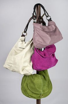 Colorful summer bags!