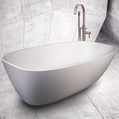 The Jane bathtub makes for a purely enjoyable bathing experience. It's contemporary design and effortless graceful presence will make the bathroom your favourite space in your home. Industrial Bathroom Design, Industrial Style, Bathroom Styling, Bathroom Lighting, Bathroom Layout, Bathroom Designs, Bathroom Ideas, Built In Bath, Pedestal Tub