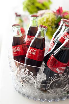 Coke not Pepsi Barbacoa, Coke Float, 17 Kpop, Share A Coke, Always Coca Cola, Coca Cola Bottles, Summer Barbecue, Backyard Bbq, Wedding Desserts