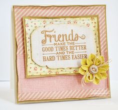 Flower Die-namics - Scor It! by basilefamily - Cards and Paper Crafts at Splitcoaststampers