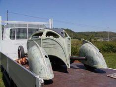 "1963 Citroen 2CV ""French Toast"" | Rat Rod Bikes"