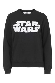 Star Wars Sweatshirt by Tee and Cake - Topshop