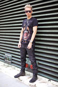 Streetstyle Mens Fashion New York