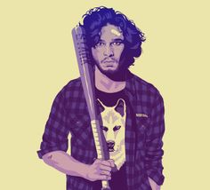 Game of Thrones Characters As Their 1980s/1990s Selves