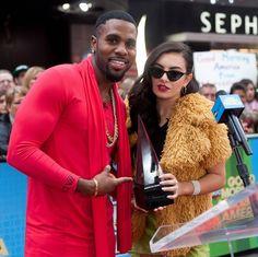 International Pop Stars Charli XCX & Jason Derulo #wealth #success #achievement #workethic #happiness