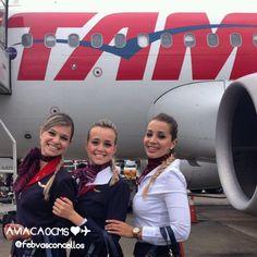 TAM Stewardesses