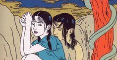 Japon Çizgisiyle Erotizm, Korku ve Sanatın Buluştuğu Resimler  http://www.nouvart.net/japon-cizgisiyle-%E2%80%8Berotizm-korku-ve-sanatin-bulustugu-resimler/