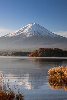 Fuji in December