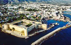 Kyrenia (Girne), Północny Cypr/Kyrenia (Girne), North Cyprus #cyprus #northcyprus