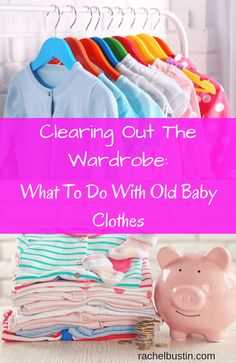 7 Ideas On What To Do With Old Baby Clothes ~ Rachel Bustin Tips on clearing out the wardrob. Baby Outfits, Newborn Outfits, Parenting Teens, Good Parenting, Old Baby Clothes, Nursery Modern, Modern Nurseries, Older Siblings, Recycling