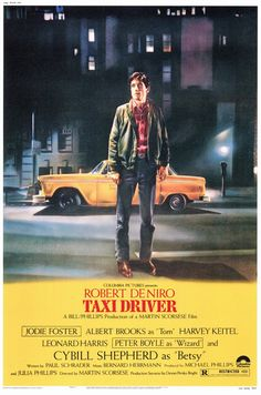 """Taxi Driver """"this city here is like an open sewer you know, it's full of filth and scum"""""""