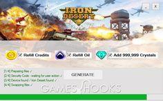 Iron Desert Hack Mediafire | Games Hooks