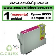 CARTUCHO COMPATIBLE EPSON T0553