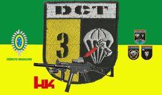 Força 3 (Manaus) -  Pista de Tiro - HK UMP 9x19mm - Forças Especiais do ...