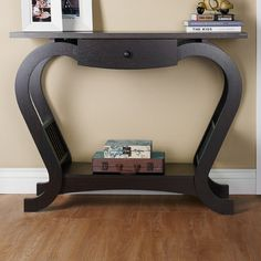You'll love the Anisa Console Table at Wayfair - Great Deals on all Furniture  products with Free Shipping on most stuff, even the big stuff.
