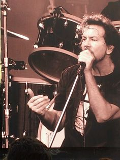 Eddie Vedder show