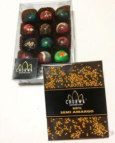 Caja de 15 Piezas + Barra de Chocolate SemiAmargo con Ajonjolí Tostado con Miel