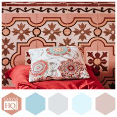 Moroccan inspired!
