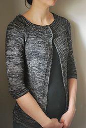 Ravelry: Vanadium pattern by Lisa Mutch