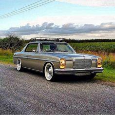 Super Ideas For Cars Classic Mercedes Posts Mercedes Benz 190e, Mercedes 220, Mercedes G Wagon, M Benz, Daimler Benz, Classic Mercedes, Cars And Coffee, Retro Cars, Dream Cars