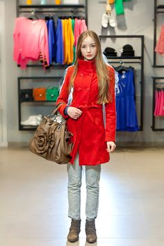great look and colours, street fashion