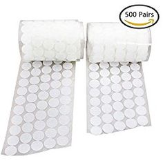 Vkey Pair Sets) Diameter Sticky Back Coins Hook & Loop Self Adhesive Dots Tapes White-Delivery By FBA - Personal Gear Products Search Cape Tutorial, First Year Teachers, School Items, Velcro Dots, Arts And Crafts Supplies, Art Supplies, Sewing Notions, Business For Kids, Craft Stick Crafts
