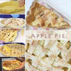 [ HD ] Easy Apple Pie Recipe | Eugenie Kitchen
