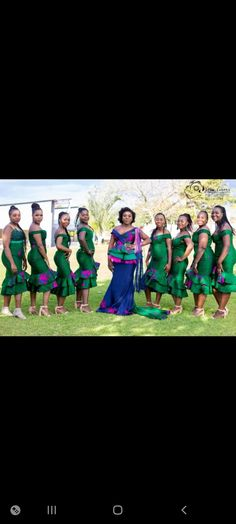 Tsonga Traditional Dresses, African Traditional Wear, Traditional Wedding Attire, Groomsmen Outfits, African Fashion Dresses, Dream Wedding, Bridesmaid Dresses, African Weddings, African Prints