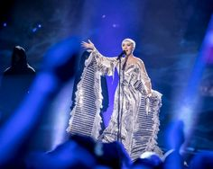 Nina Kraljić - Lighthouse (Croatia) 2016 Eurovision Song Contest Croatia 2016, Eurovision Songs, Lighthouse, Darth Vader, Batman, Superhero, Stars, Fictional Characters, Bell Rock Lighthouse