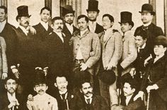 """(Marcelo H. del Pilar, Jose Rizal, and other illustrados in Madrid, Spain in 1890.) (Marcelo H. Del Pilar's address at a banquet in honor of Former Minister-of-Ultrarrar Becerra, given by the Asociacion Hispano-Filipino, Madrid, Spain, December 23, 1890.) Our Philippine archipelago is surrounded, as you know, by foreign colonies in which """"Habeas Corpus"""" guarantees all the """"Rights of Man"""". Comparison of our sad status with the life of liberty and progress in those neighboring lands for many…"""