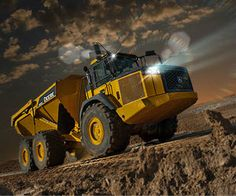 Caterpillar Reports Record Sales, Profit | Construction Equipment