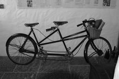 """Bicycle used in the movie """"The Quiet Man"""" in Cong, Ireland Cong Ireland, The Quiet Man, Ireland Travel, Bicycle, Movie, Sign, Bike, Bicycle Kick, Film"""