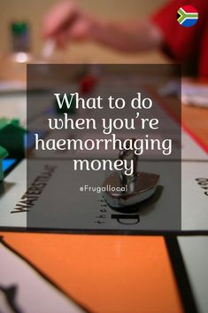 When you're haemorrhaging money What Happens When You, Investment Property, Personal Finance, Frugal, Investing, Shit Happens, Money, Silver