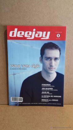 DEEJAY. DANCE MAGAZINE OFICIAL / Nº 37 - FEBRERO 2001. COMO NUEVA.