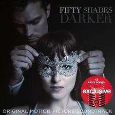 50 Shades Darker Soundtrack Target Exclusive CD Zayn & Taylor Swift Live Forever