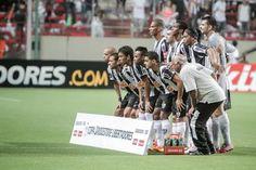 Foto: BELO HORIZONTE/ MINAS GERAIS / BRASIL  (26.02.2014) Atlético x Santa Fé - no estádio Arena Independência - Copa Libertadores da América 2014 - foto: Bruno Cantini