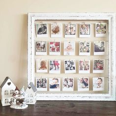 Kullanılmayan bir çerçeveyi Pola Kartlarınla harika ve dekoratif bir obje haline getirebilirsin. <3  #love #suprise #sürpriz #decoration #dekorasyon #süsleme #süs #home #ev #hediye #gift #fotoğraf #birthday #doğumünü #polaroid #card