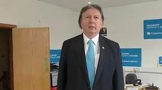 'I never aspired to be an Alan Partridge', says Tory candidate after his election broadcast goes viral