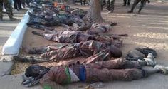 The Nigeria Army has confirmed the recovery of 21 more bodies, victims of the July 25 ambush on oil workers in Borno state by Boko Haram insurgents.  The victims who were ambush by Boko Haram insurgents, also included staff members of the University of Maiduguri.  According to the Nigerian Army, aside the 21 more bodies of those on the team recovered, some persons were still missing.