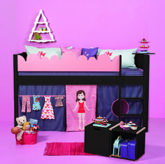 A lot of creative room solutions and practical concepts. We have collected all the room décor ideas and inspirations for girls' room, boys room and baby room. Room Inspiration, Baby Room, Kids Room, Toddler Bed, Room Decor, Concept, Inspired, Creative, Furniture