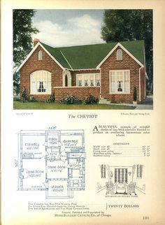 Home Builders Catalog: plans of all types of sm. Sims 4 House Plans, Small House Plans, House Floor Plans, Architecture Plan, Residential Architecture, The Sims, Sims House Design, Vintage House Plans, Cottage Plan