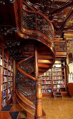 Szabo Ervin Library, Budapest. Book Riot