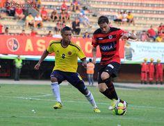 Cúcuta Deportivo alista táctica para juego ante América de Cali    La escuadra motilona disputará la Promoción contra el cuadro 'escarlata' tras ocupar la casilla 17 de la tabla del promedio de la Liga Postobón en el 2012.