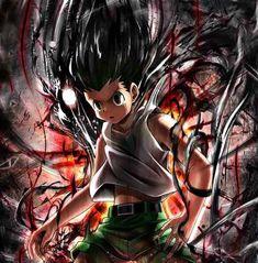 Mad Gon : Hunter X Hunter !!! Epic by mada654