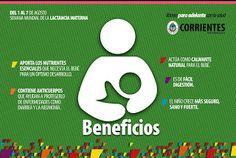 TETA ES VIDA: Promueven los beneficios de la lactancia materna en los hospitales de la provincia #VamosParaAdelante